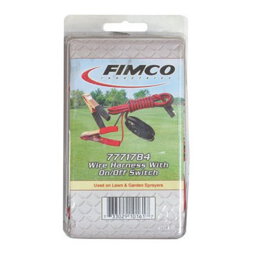 Fimco 12V Wire Lead Switch for Spot Sprayers 7771784 on
