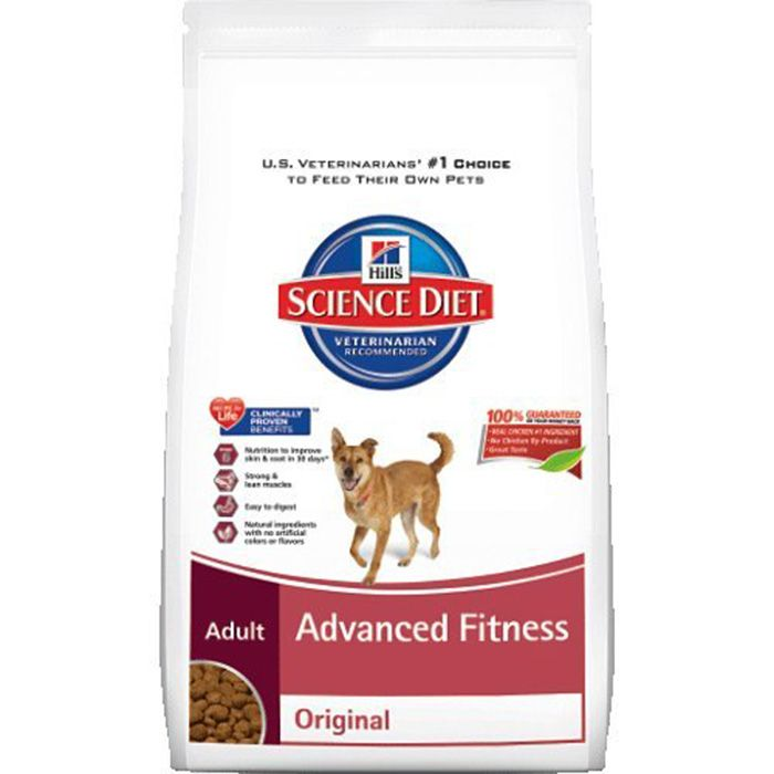 Hills Science Diet Adult Advanced Fitness Original Dog Food