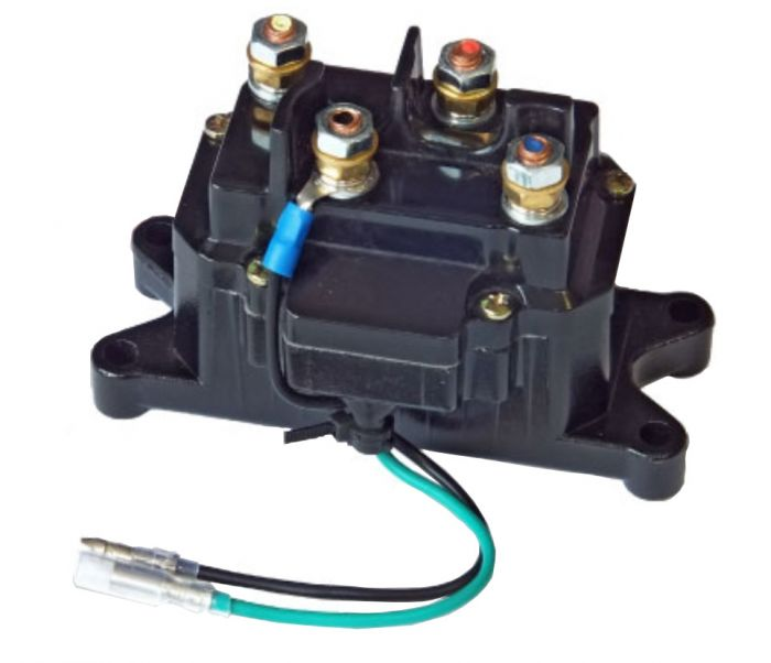 Kfi Products Replacement Winch Contactor Atv Cont