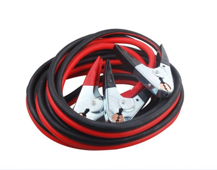 20 ft. 2 Gauge Booster Cables JC220HD