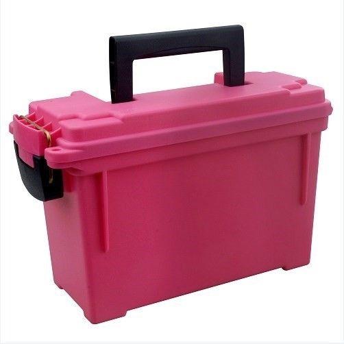 Pink Field Ammo Can Box ACPNK