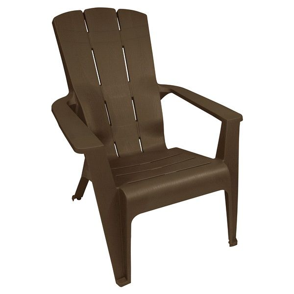 sc 1 st  Rural King & Gracious Living Adirondack Contour Chair - Earth