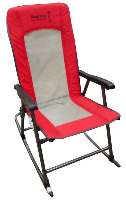 Rural_king_folding_rocker_chair_red