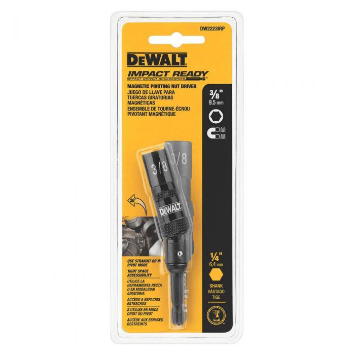 Dewalt Impact Ready 1 4x2 9 16 Nut Driver DW2222IR