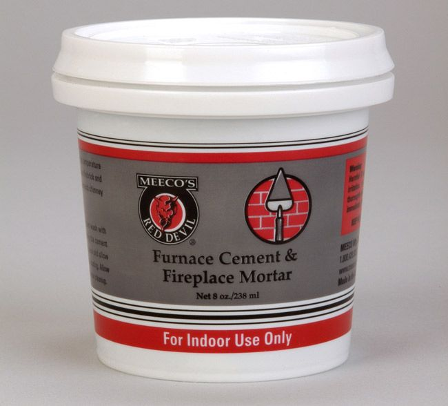 Meeco Furnace Cement And Fireplace Mortar 1373