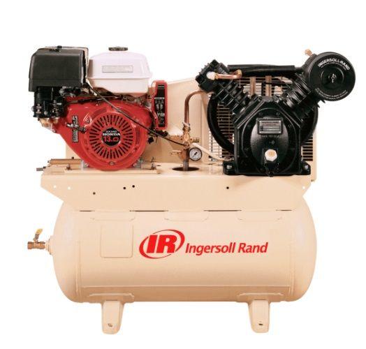 Rural King Air Compressor >> Ingersoll Rand Air Compressor 13hp 30 Gallon Honda 45466067