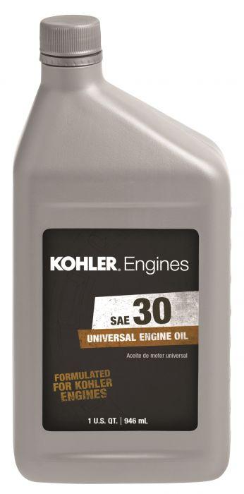 Kohler 30w Universal Engine Oil 32 Oz 25 357 02 S