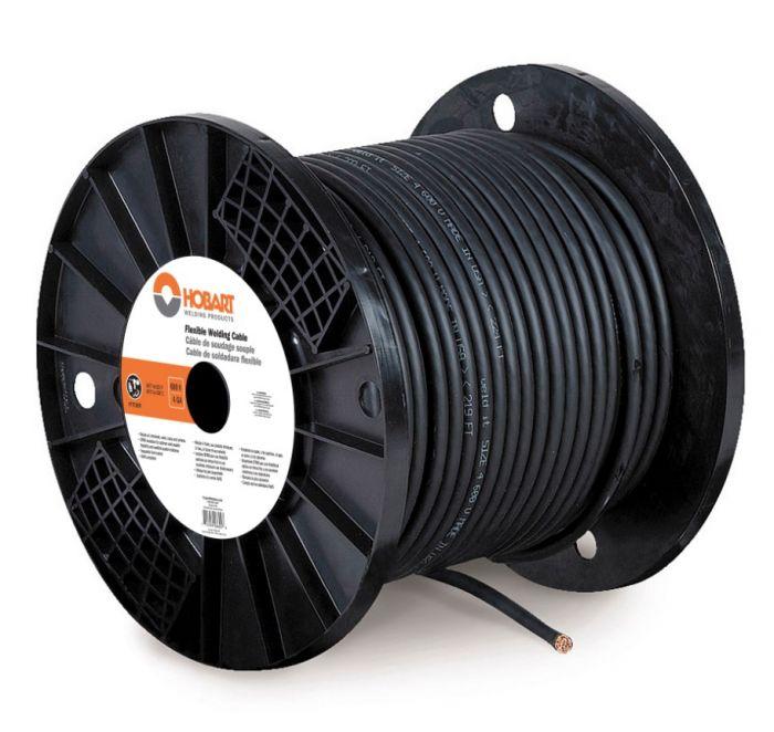 Hobart No 2 Gauge Flex Welding Cable 250 ft Spool 770109F