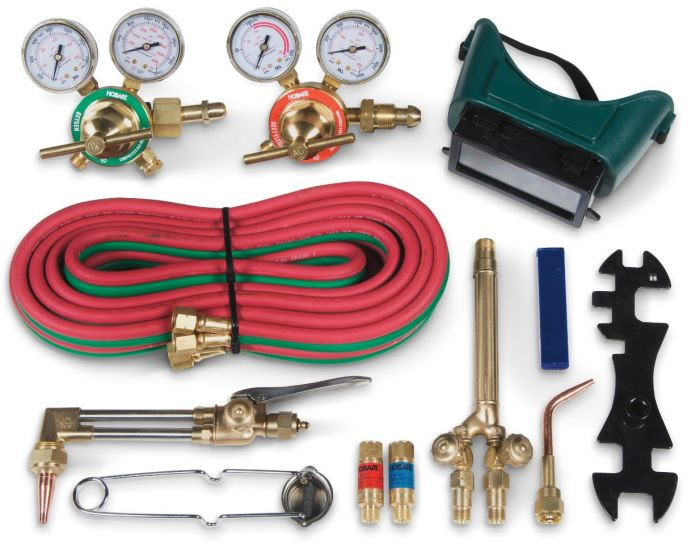 Hobart Oxy/Acetylene Cutting and Welding Outfit 770502