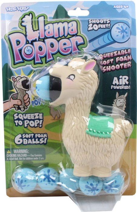 Hog Wild Llama Popper 54316