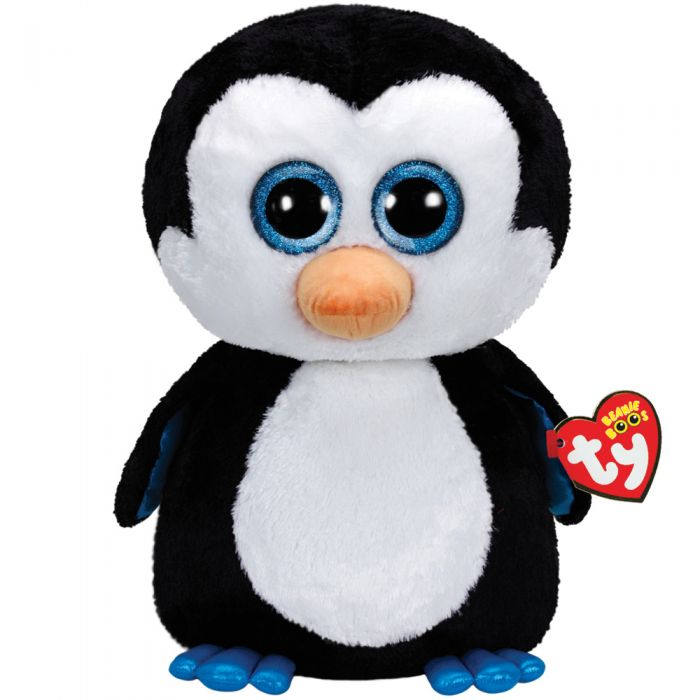 TY Beanie Boo Waddles Penguin Large 36803 0a6b359467e