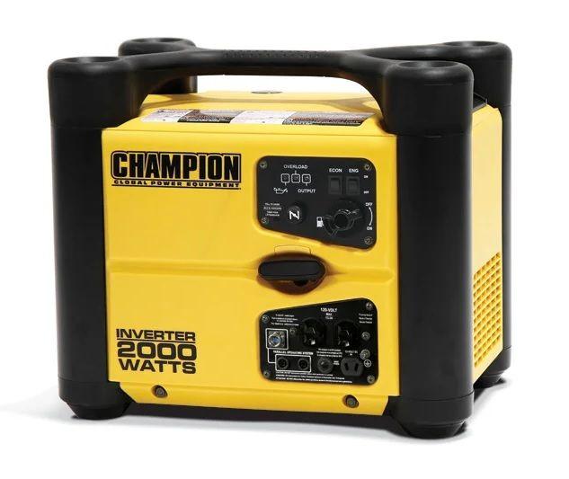 Champion Power Equipment 2000 Watt Inverter Generator 73536i