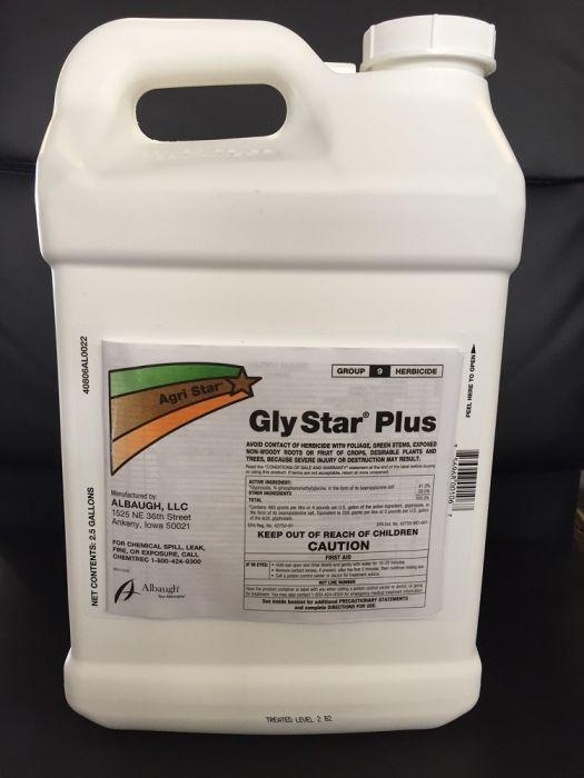 Glyphosate Weed Killer 2 5 Gallon Jug with 15% Surfactant 10000938