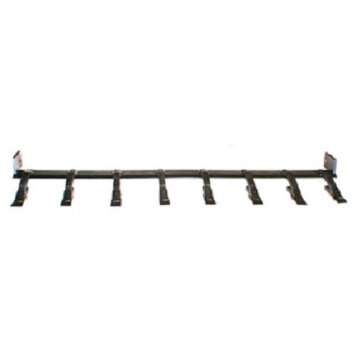 Cjj Skid Steer Attachments Tooth Bar With 8 Teeth 6 Spacing 9010001