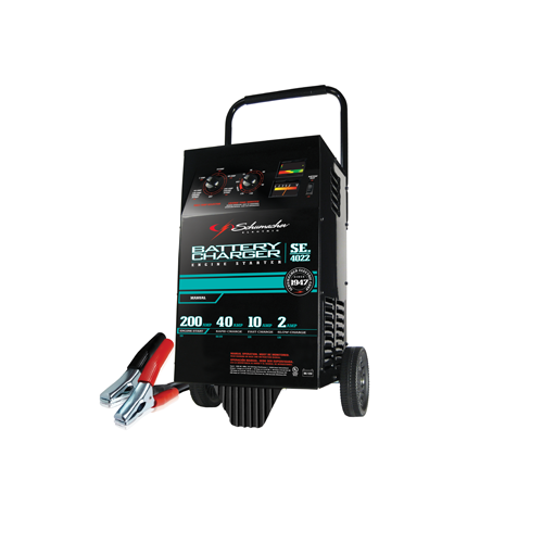 Schumacher Electric SE-4022 2/10/40/200A 6/12V Manual Wheel Charger on schumacher se-4020 wiring-diagram, schumacher se-1520 wiring-diagram, 12 volt battery charger diagram, circuit diagram, schumacher battery charger tutorial, schumacher battery charger diode, schumacher se-4020 battery charger wiring, schumacher car battery charger, schumacher battery charger transformer, schumacher se-4022 battery charger parts, battery bank wiring diagram, 4 battery 24 volt wiring diagram, schumacher battery charger repair, schumacher xcs15 marine battery charger, schumacher battery charger circuit breaker, schumacher battery charger serial number, schumacher speed charger manuals, schumacher se 82 6 schematic, battery charger schematic diagram, schumacher battery jumpers,