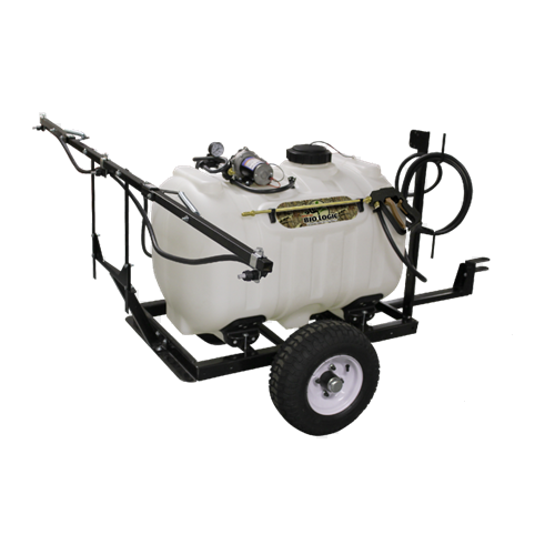 Biologic 60 Gallon Tow Behind Sprayer 6327