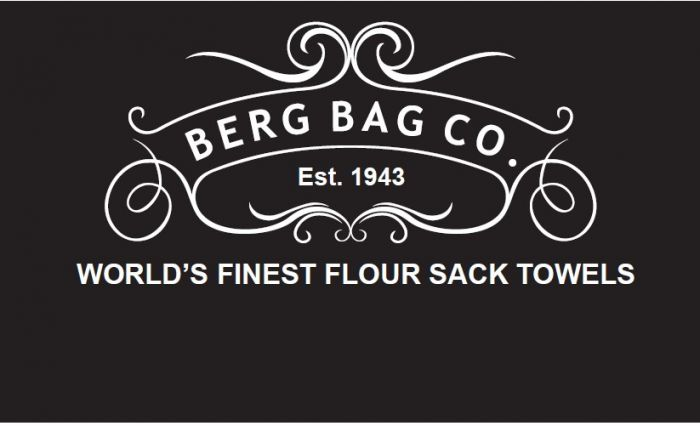Berg Bag Cotton flour Sack Towel 30x30 FS30X30U