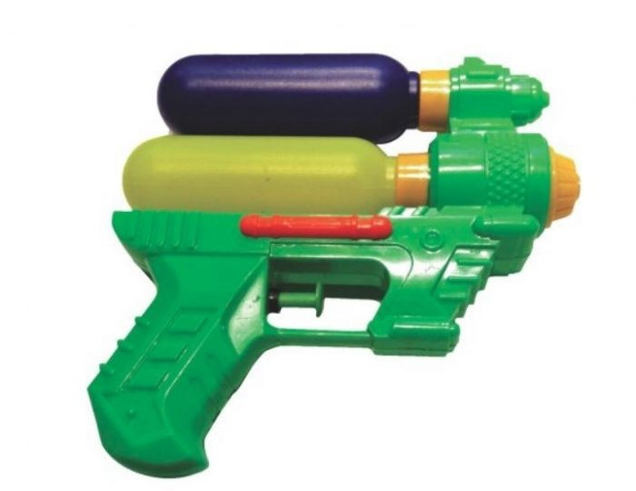 Double Water Gun Assorted 81000 7