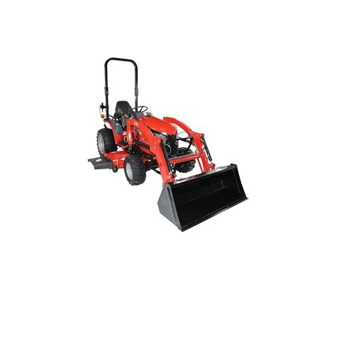 RK Hydro ROPS Tractor 24 HP RK24H