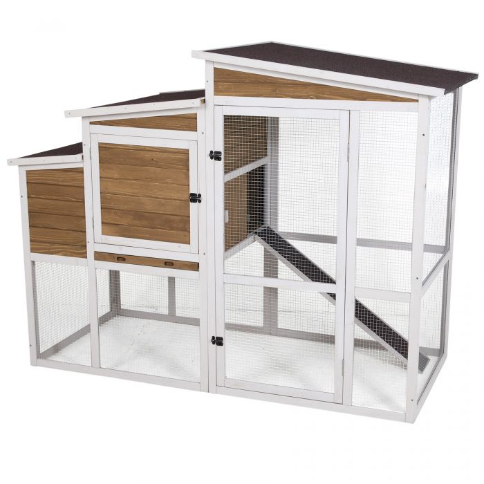 Precision Pet Products Hen Ranch Chicken Coop 40077