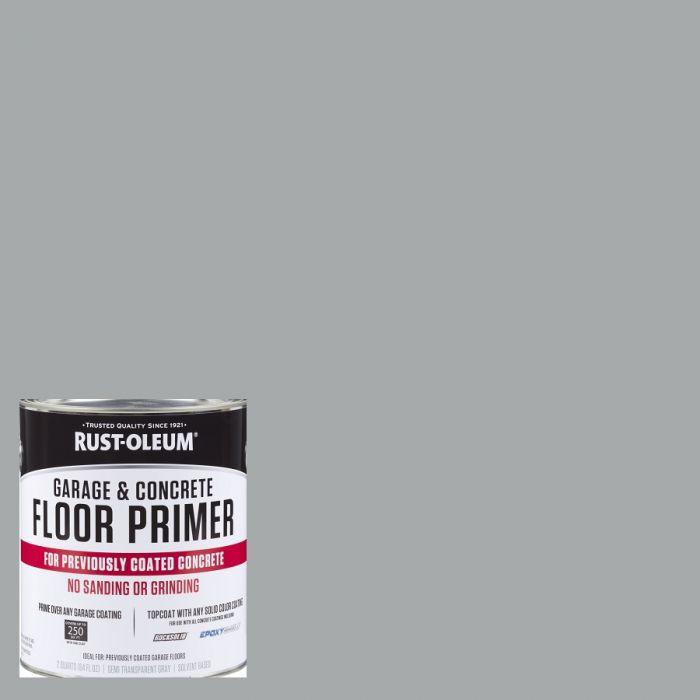 Rust-Oleum Garage & Concrete Floor Primer Gallon - 306196