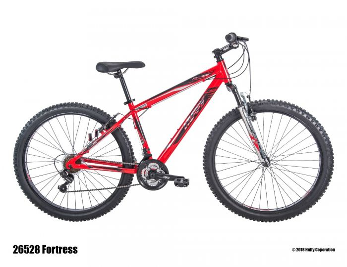 Huffy Fortress 27 5 Inch Mens Mountain Bike 26528