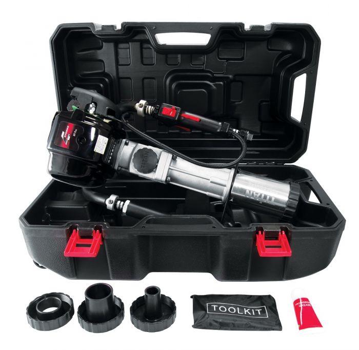 Titan Gas Powered 4 Stroke Post Driver 3 25 inch Barrel PGD2875