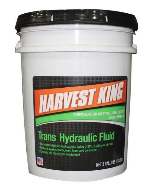 Harvest King Trans Hydraulic fluid 5 Gallon