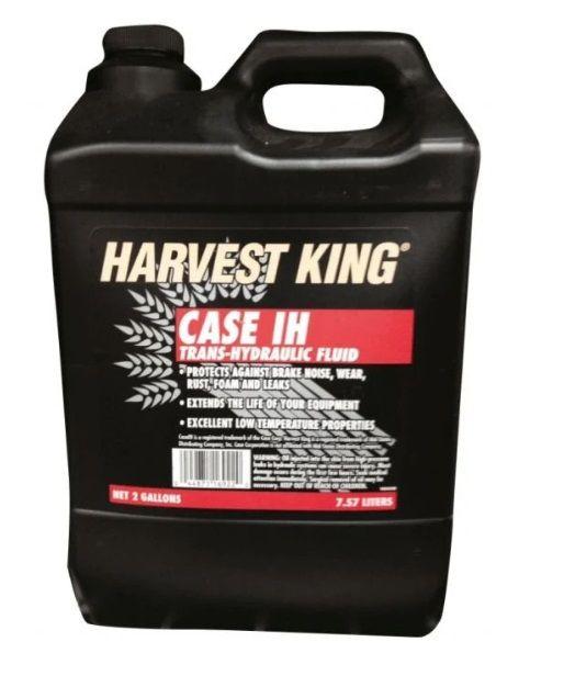 Harvest King Case IH Trans Hydraulic Fluid 2 Gallon Jug