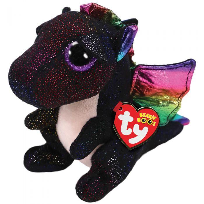 TY Beanie Boo Anora Black Dragon Regular 36897 5e7df5d880c