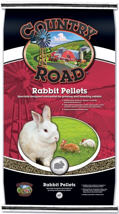 Country Road Rabbit Feed 50 lbs 5421