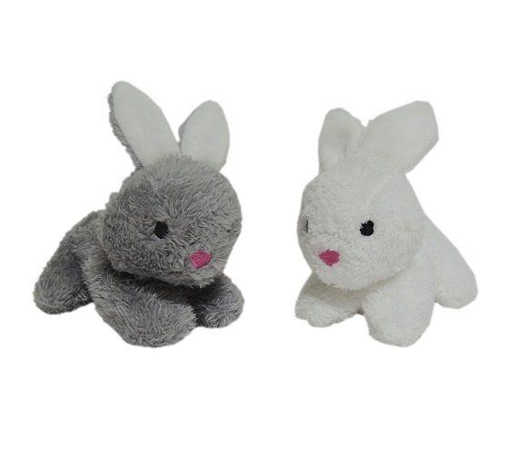Assorted Baby Bunny Plush Animal