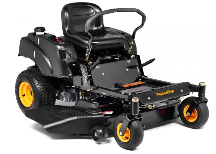 Poulan Pro P46ZX 18 HP 46 inch Zero Turn Mower 967721801