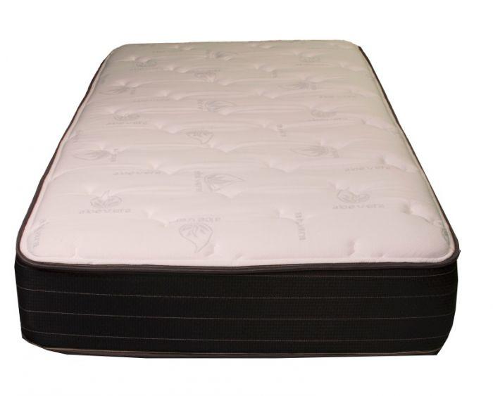 Bed In A Box Nassau Twin Mattress Par056 1010