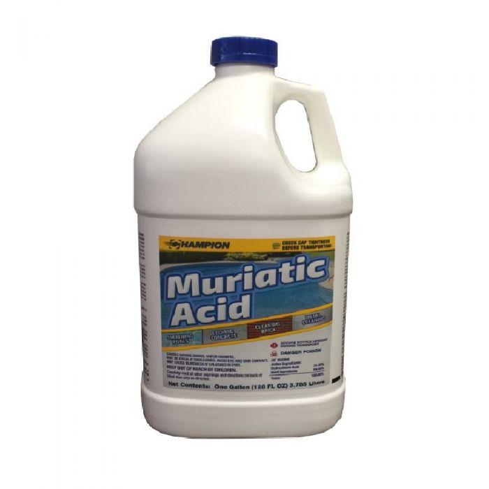 Muriatic Acid Gallon - 12787