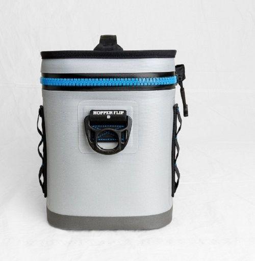 YETI Hopper Flip 8 - Fog Gray and Tahoe Blue 18010120001
