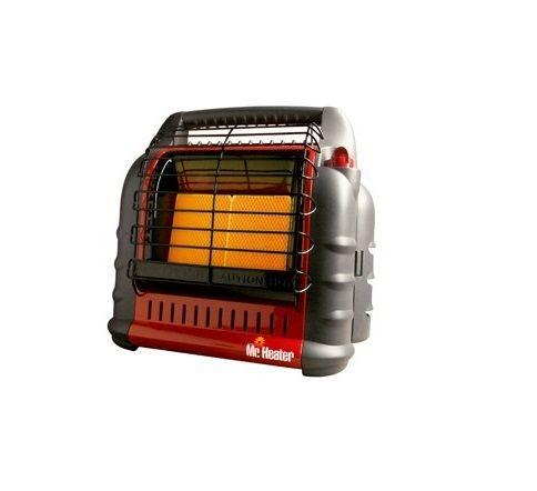 Big Buddy Indoor Outdoor Propane Heater