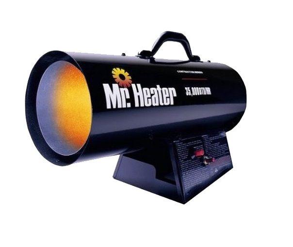 Forced Air Propane Heater >> Mr Heater 35k Btu Forced Air Propane Heater F222325