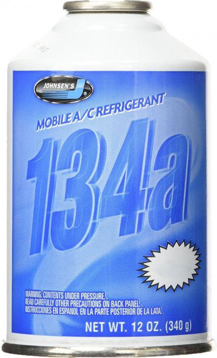 R134a Auto Air Conditioning Refrigerant 12 oz Single - 6312