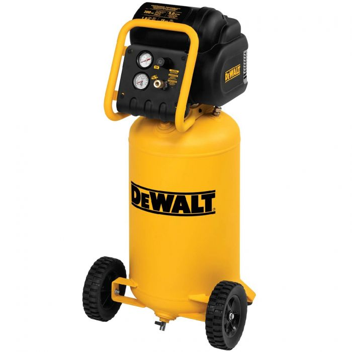 Rural King Air Compressor >> Dewalt 1 6 Hp Continuous 200 Psi 15 Gallon Lon Air Compressor