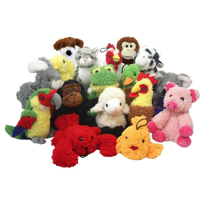 Assorted Multipet Look Who S Talking Dog Toys 27182