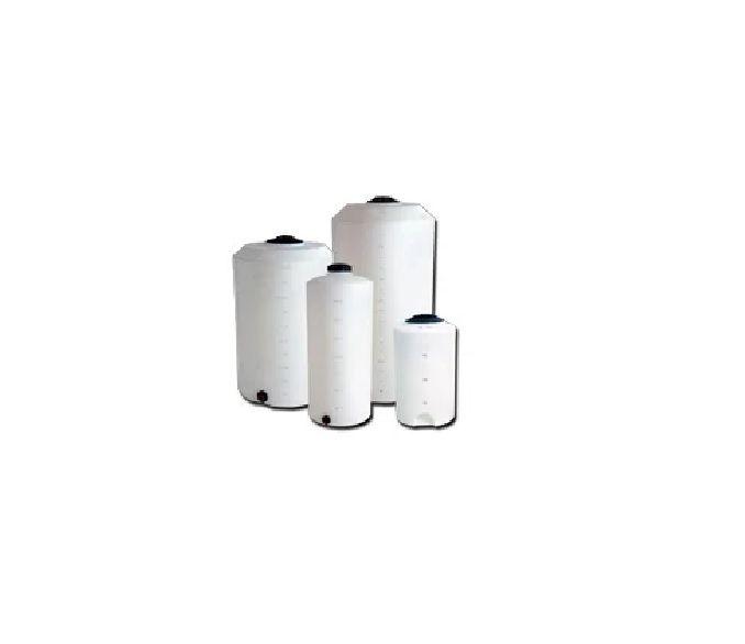 Ace Roto Mold 3000 Gallon Vertical Plastic Storage Tank VT3000 90