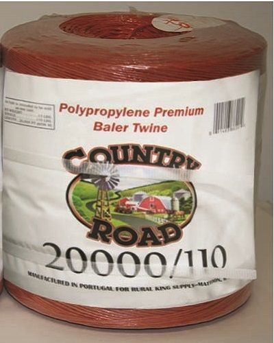Country Road 20000 Foot Polypropylene Baler Twine RBT110