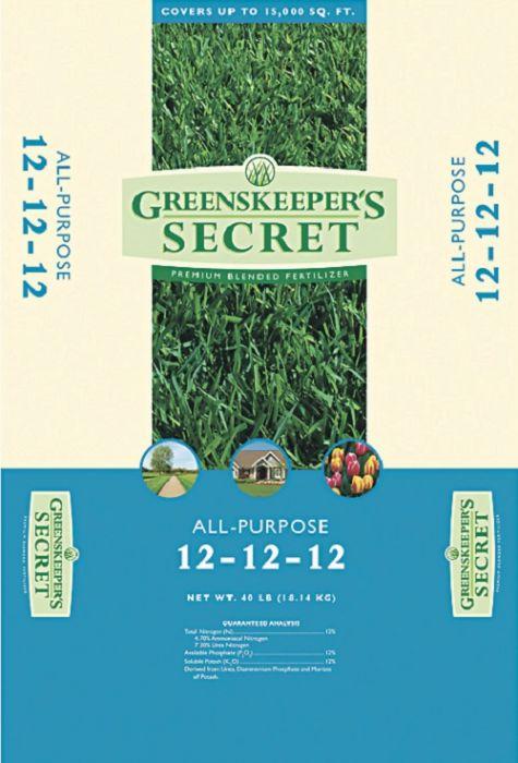 GreensKeepers All Purpose 12-12-12 Fertilizer