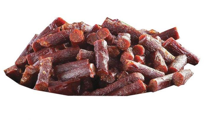 Sugar River Assorted 2 lb Original/Hot Beef Snacks