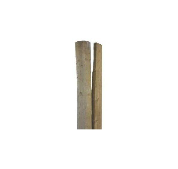 6 inch x 8 ft Wood Corner Post Cornerpost on metal post, house post, single post, street post, kitchen post,
