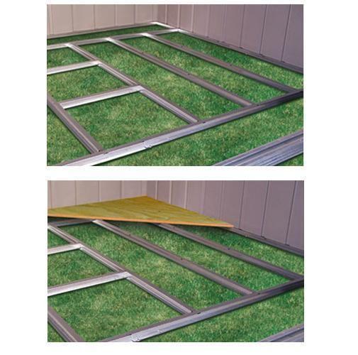 Arrow 10'X8' & 10'X9' Shed Floor Frame Kit FB109