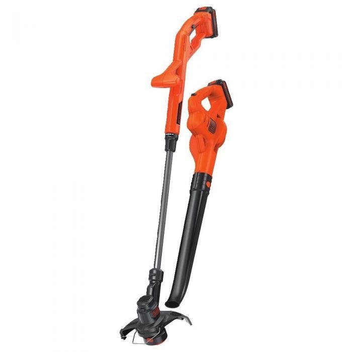 Black and Decker 10 inch 20V String Trimmer/Sweeper LCC222