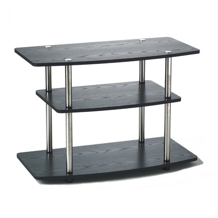 Convenience Concepts Designs2go 3 Tier Tv Stand R5 114