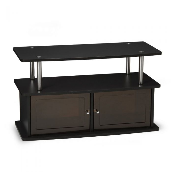 Convenience Concepts Designs2go Tv Stand W 2 Cabinets R5 115
